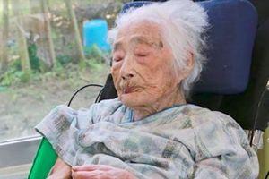 Cụ bà nhiều tuổi nhất thế giới đã qua đời