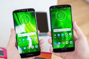 Cận cảnh Motorola Moto G6 series ra mắt: Những tính năng cần biết