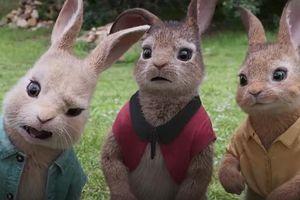 'Peter Rabbit-Thỏ Peter': Phim hoạt hình được mong đợi nhất năm