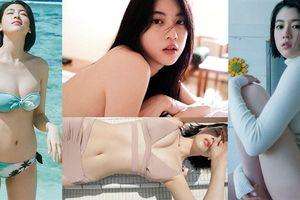 Biểu tượng sắc đẹp mới của Nhật Bản khoe dáng nóng bỏng