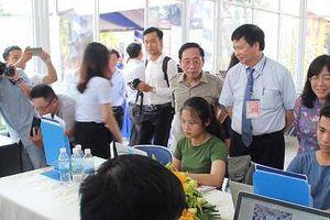 Khai trương Trung tâm báo chí Festival Huế 2018