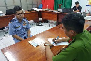 TP Hồ Chí Minh: Tạm giữ một bảo vệ chung cư trộm tài sản trị giá gần 1,5 tỷ đồng