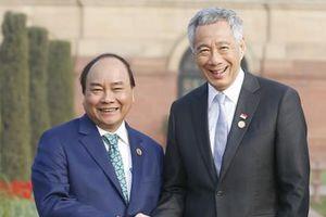 Việt Nam coi trọng quan hệ Đối tác Chiến lược với Singapore