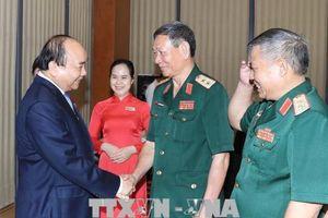 Thủ tướng gặp mặt Đoàn Cựu chiến binh mặt trận Tây Nguyên, Quân đoàn 3