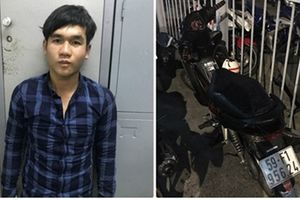 Tên cướp kéo lê cô gái hàng chục mét ở Sài Gòn đã bị bắt