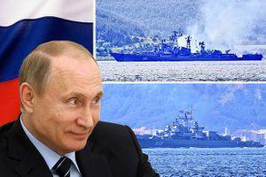 Ông Putin điều 'sát thủ diệt ngầm' tới Syria làm gì?