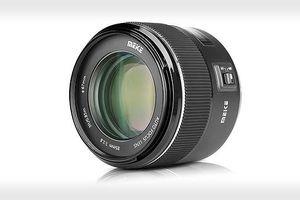 Meike giới thiệu ống kính lấy nét tự động đầu tiên dành cho Canon EF - 85mm f1.8