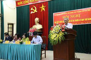 Đoàn ĐBQH TP Hà Nội: Cử tri Thường Tín đề nghị quan tâm đến lĩnh vực nông nghiệp