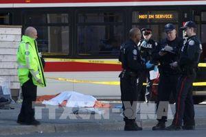 Vụ đâm xe tại Canada: Hàng chục người thương vong