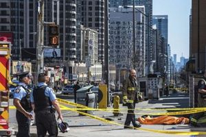 Mỹ tuyên bố 'kề vai sát cánh' sẵn sàng hỗ trợ Canada sau vụ lao xe ở Toronto