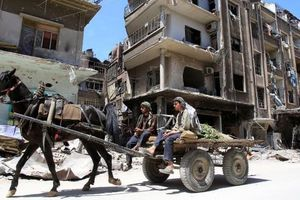 Nhen nhóm hy vọng 'hạ nhiệt' khủng hoảng Syria
