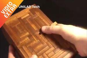 Mở khóa một trong những chiếc hộp phức tạp nhất thế giới