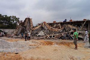 Vụ sập giàn giáo tại Huế: Chủ đầu tư hỗ trợ các nạn nhân