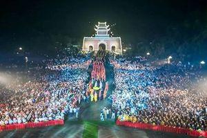 Hào hùng lễ kỷ niệm 1050 năm nhà nước Đại Cồ Việt