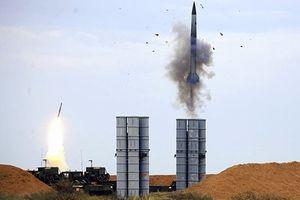 Tiết lộ 'động trời' về tên lửa phòng không S-400 ở Syria