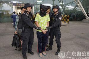 Trung Quốc thu giữ 1,3 tấn cocaine từ Nam Mỹ