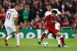 Salah tỏa sáng trong cơn mưa bàn thắng giữa Liverpool và AS Roma
