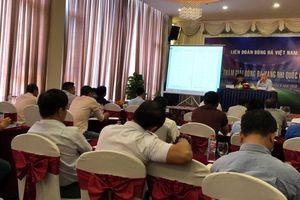 Tố VFF tổ chức giải hạng nhì như cái chợ, CLB ManconS Sài Gòn bỏ giải
