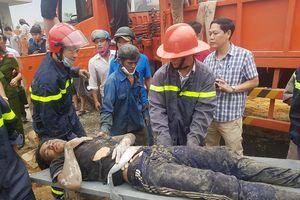Sập sàn bê tông, nhiều người bị vùi lấp ở Huế: Sức khỏe nạn nhân giờ ra sao?