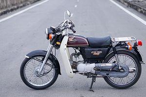 'Hoàng tử đen' Honda Benly CD90 hàng hiếm của tay chơi Hà thành