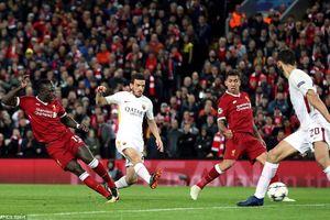 Mất tập trung trước Roma, Liverpool đi vào vết xe của Barcelona