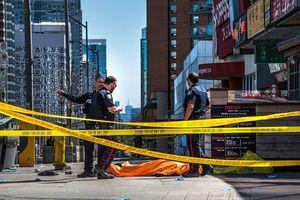 Vụ lao xe tại Canada: Nỗi lo khủng bố