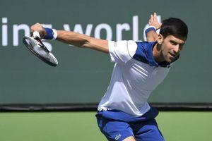 Djokovic nhận thất bại gây sốc ngay ngày đầu Barcelona Open