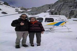 Bán nhà cửa để vi vu khắp thế giới, cụ bà 88 tuổi khiến nhiều người phục sát đất