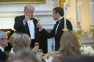 Ông Donald Trump mời nhiều tài phiệt máu mặt dự quốc yến đón Tổng thống Pháp