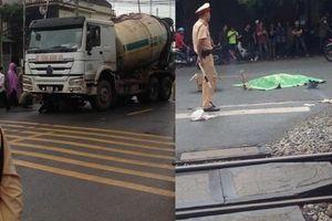Va chạm với xe bồn, 2 người tử vong thương tâm