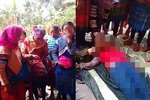 Vào chòi tránh mưa, hai vợ chồng bị sét đánh tử vong