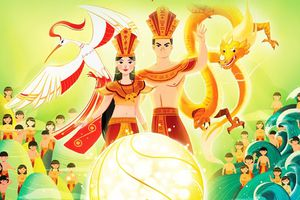 Trắc nghiệm: Truyền thuyết liên quan đến các vua Hùng và ngày Giỗ tổ Hùng Vương