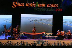 Khai mạc lễ hội Sóng nước Tam Giang 2018