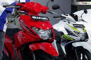 Xe tay ga giá rẻ Suzuki Nex II ra mắt, giá từ 800 USD