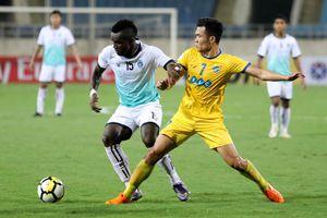 Kết thúc vòng bảng AFC Cup: Sạch bóng các CLB của Việt Nam