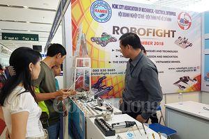 Doanh nghiệp Việt tìm cơ hội giao thương tại Automechanika TP. Hồ Chí Minh 2018