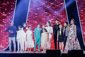 Đã tìm thấy 3 gương mặt xuất sắc nhất Giọng hát Việt nhí 2017