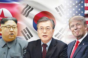 Chờ câu trả lời cho việc Triều Tiên 'chuyển lạnh thành nóng'
