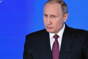 Tổng thống Nga Putin khẳng định một số nước tiếp tay cho khủng bố