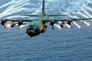 Cường kích AC-130 Mỹ bị Nga 'tấn công' mỗi ngày ở Syria?