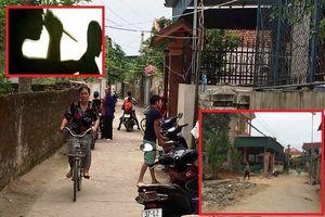 Đối tượng giết bé trai 4 tuổi bằng xà beng ở Nghệ An là kẻ tâm thần