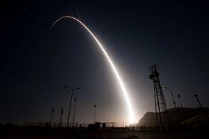 Mỹ thử thành công siêu tên lửa mạnh nhất thế giới Minuteman III