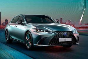Lexus chọn Trung Quốc để ra mắt ES thế hệ thứ 7