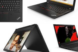Loạt laptop doanh nghiệp Lenovo ThinkPad giá từ 18,49 triệu đồng