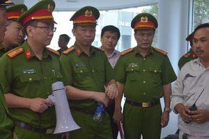 Bộ Công an kiểm tra PCCC tại TP Đà Nẵng: Phát hiện nhiều thiếu sót