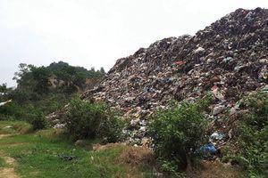 Vĩnh Yên - Vĩnh Phúc: Bãi rác tồn tại 10 năm, người dân mắc màn... ăn cơm