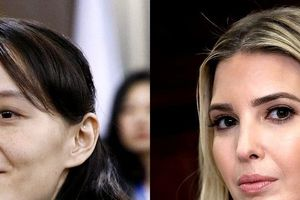 Cuộc so tài đặc biệt giữa 'Ivanka Triều Tiên' và Ivanka 'bản gốc'