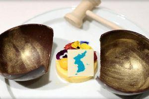 Nhật Bản phản đối món bánh ngọt dự định phục vụ hội nghị thượng đỉnh liên Triều
