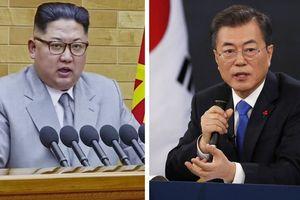 Ông Kim Jong-un họp với Tổng thống Hàn Quốc nhưng không cùng ăn trưa