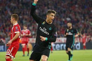 Bị tước bàn thắng, Ronaldo vẫn lập kỷ lục